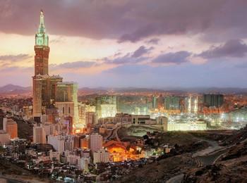 世界最高額!アブラージュ・アル・ベイト・タワーズが凄すぎる!