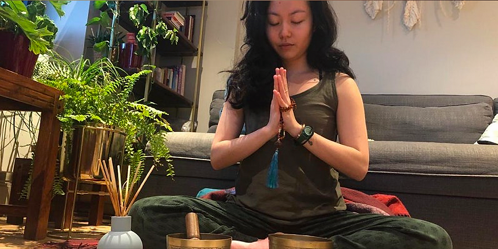 Meditation with Live Music