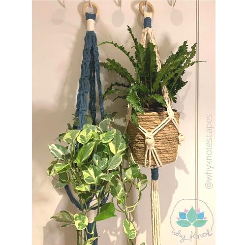 Flow Through Plant Hanger