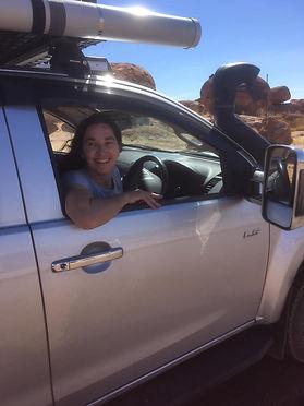 Roxanne driving.jpg