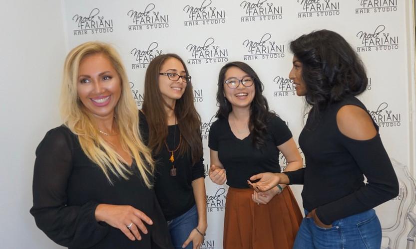 Nicole Fariani Hair Studio 2018-09-28 at