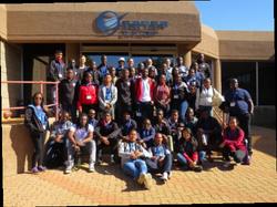 Unit 2-3 2019 Cohort - visit to SANSA