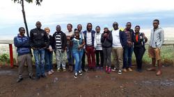 Longonot Group Photo