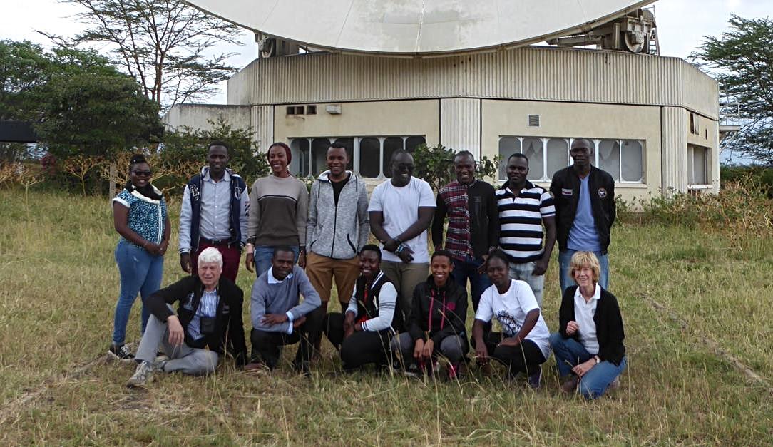 Kenya 2018-19 Basic Training Cohort