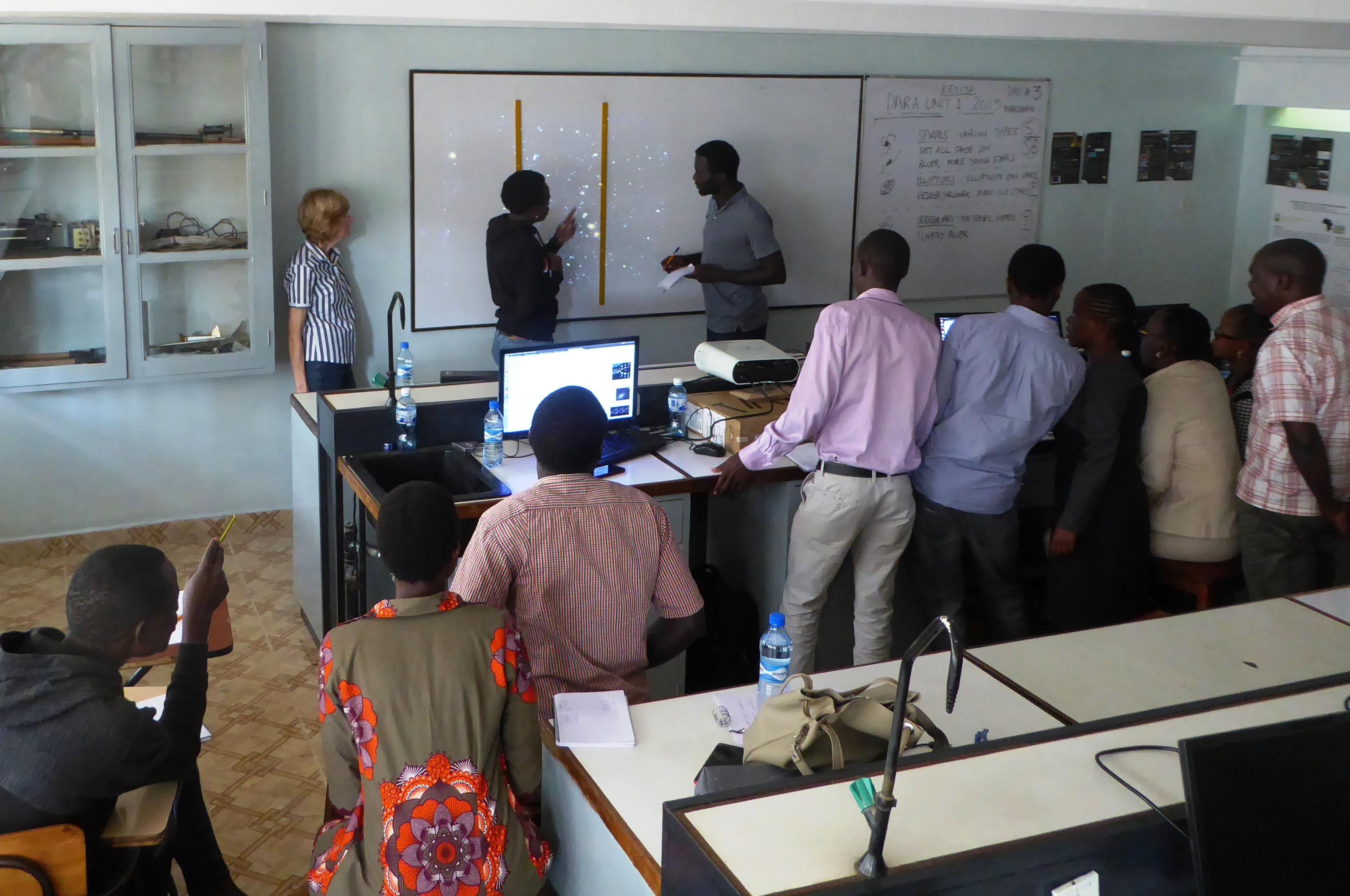 Participatory workshop on