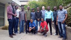DARA-Zambia Student Cohort 2017-18