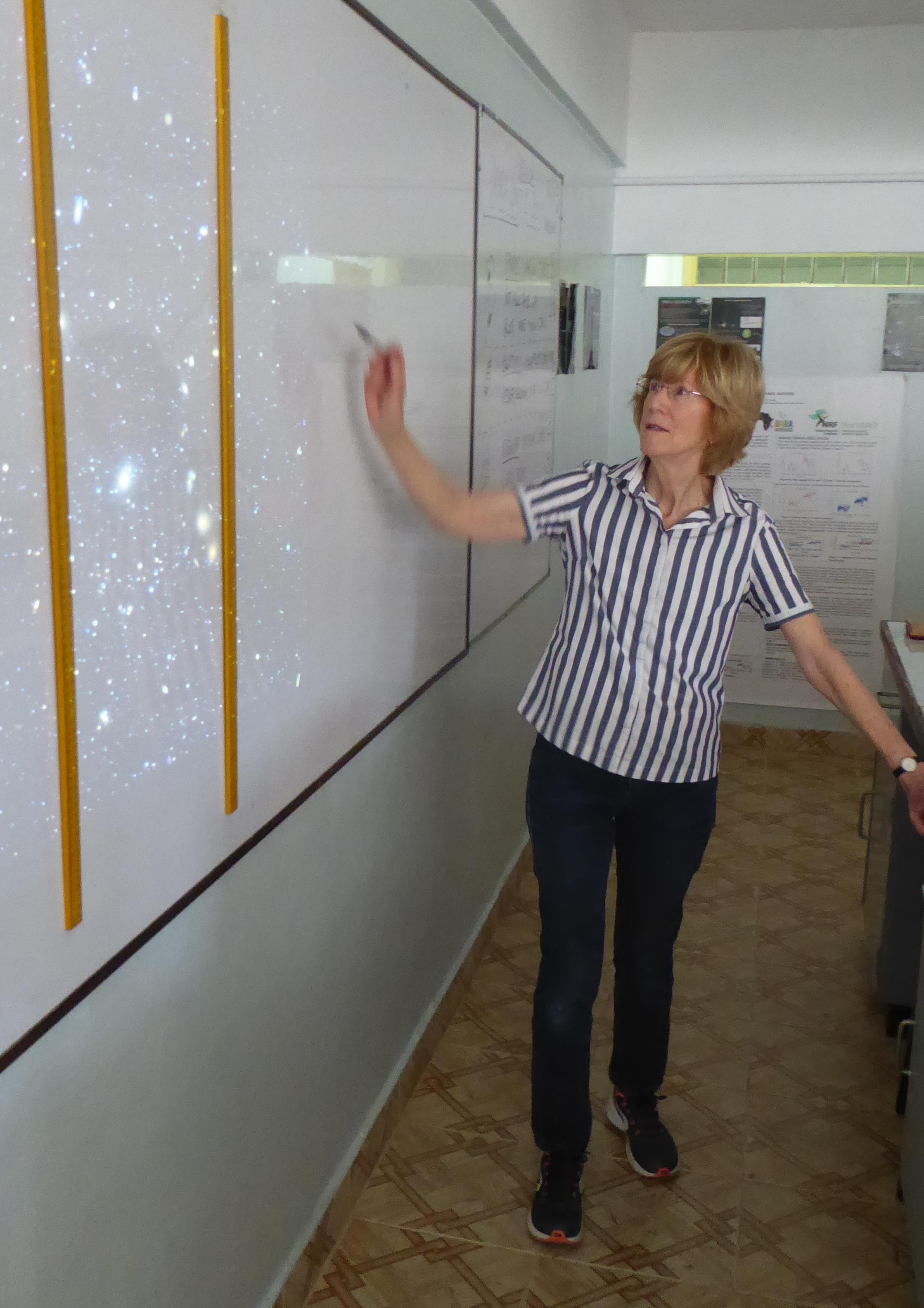 Dr Althea Wilkinson