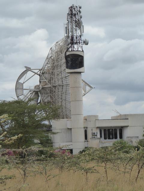 Longonot Satellite Site