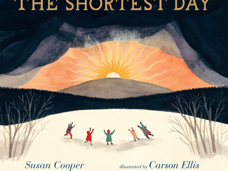 The Shortest Day - Carson Ellis & Susan Cooper