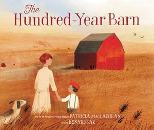 The Hundred Year Barn - stunning art from Kenard Pak