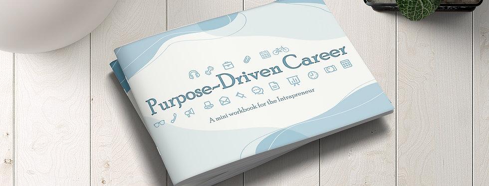 Purpose-Driven Career - Mini workbook