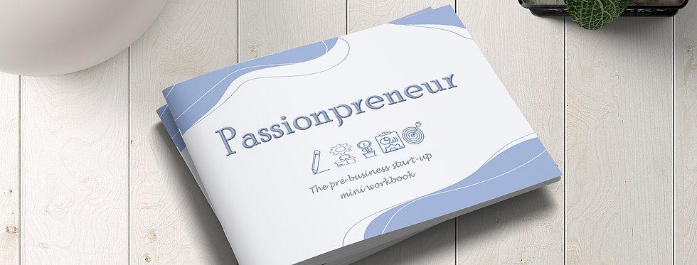 Passionpreneur Pre-Business Start-Up Mini Workbook