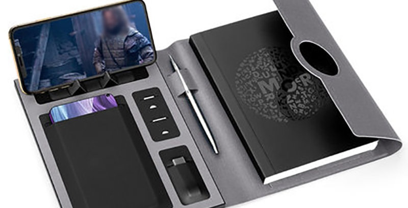 Multi-Functional Business Notebook A5 Business Notebook