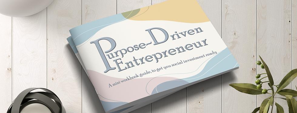 Purpose-Driven Entrepreneur - Mini Workbook