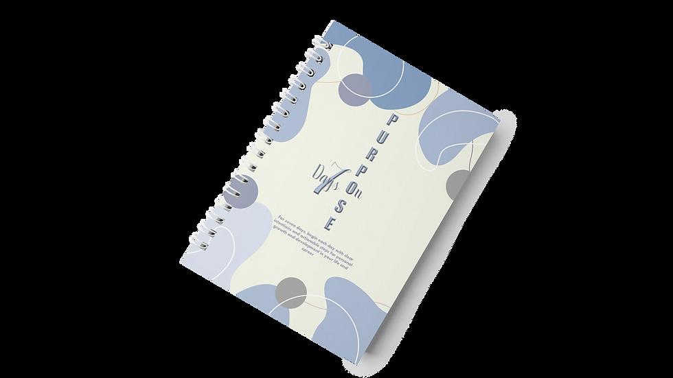7 Days on Purpose Journal (Spiral Bound)