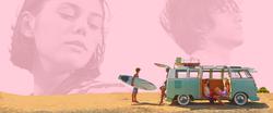 夏のポスター