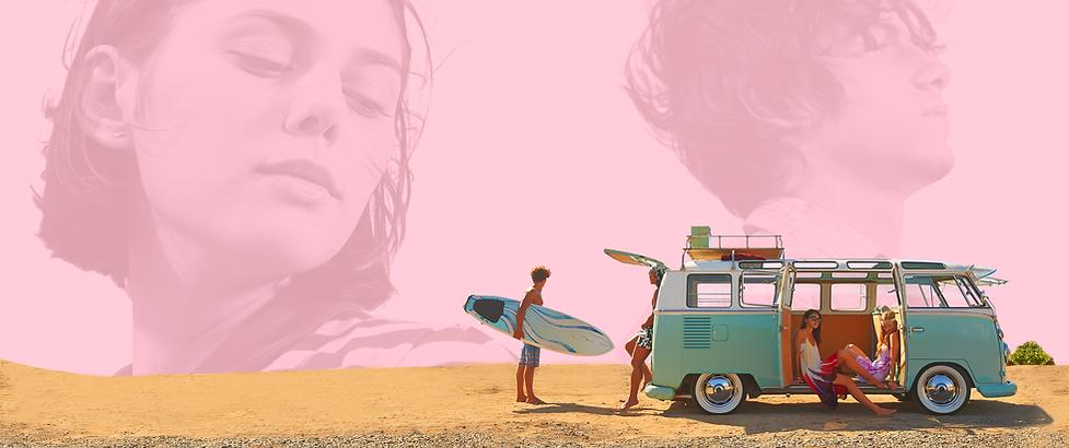 Poster van de zomer