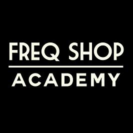 FREQ SHOP ACADEMY W on B.png
