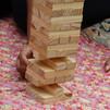 Um jogo de montar ou brincadeira tradicional