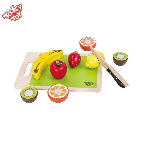 Corte de frutas