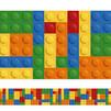 Lik com 40 peças de lego ou 20 peças de monta monta