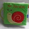 Livro brinquedo baby ou livro leitura infantil