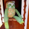 Um brinquedos sensorial (váriados tipos e cores)