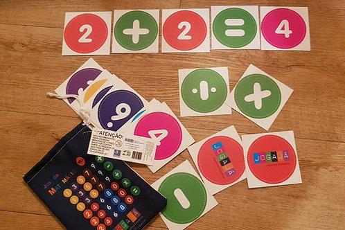Jogajá - Matemática