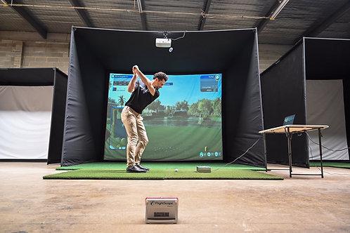24/7 Golf Simulator Enclosures