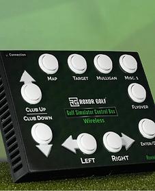 Golf Simulator Control Box