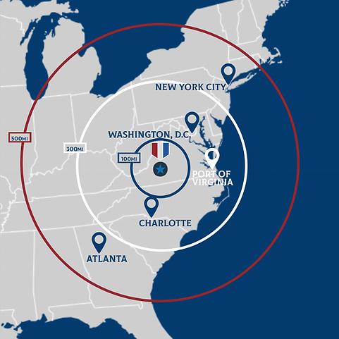 Distance Map Bedford VA .png