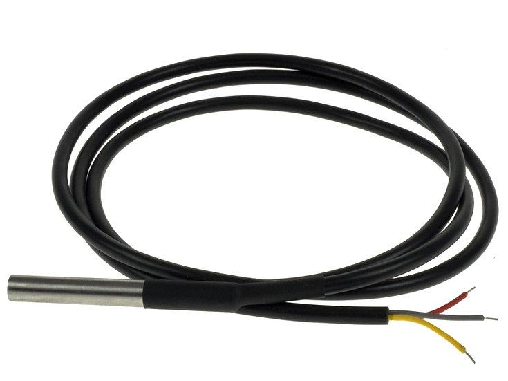 GRENTON - Zewnętrzny czujnik temperatury 1-wire