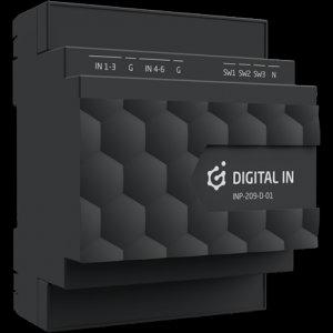 GRENTON - DIGITAL IN 6+3, DIN, TF-Bus