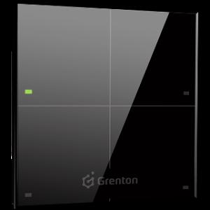 GRENTON - TOUCH PANEL 4B, TF-BUS, CZARNY