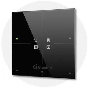 GRENTON - SMART PANEL 4B, OLED, TF-bus