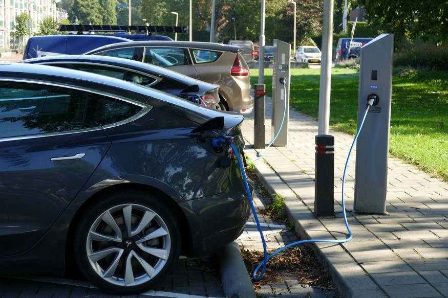 Electric Vehicles Are Taking Charging To The Next Level