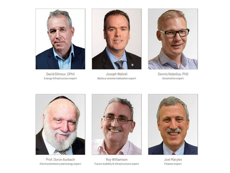 StoreDot appoints Global Advisory Board