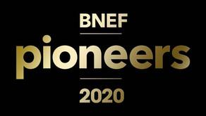 Bloomberg Names StoreDot as a 2020 BNEF Pioneer