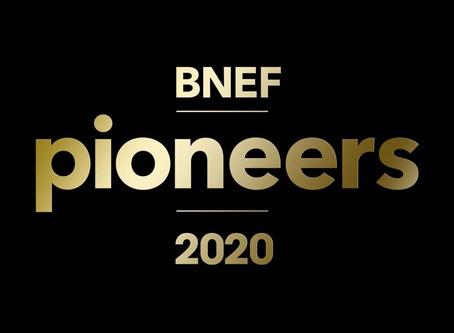Ultra-Fast Charging Pioneer StoreDot Named BloombergNEF 2020 Pioneers Winner
