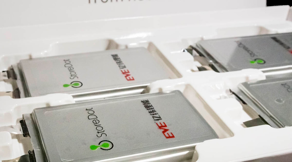 First Ever '5-Minute Charge' Li-ion Battery Samples