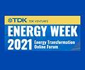 TDK Ventures Energy Week 2021