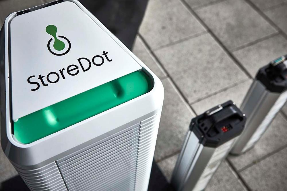 StoreDot Battery