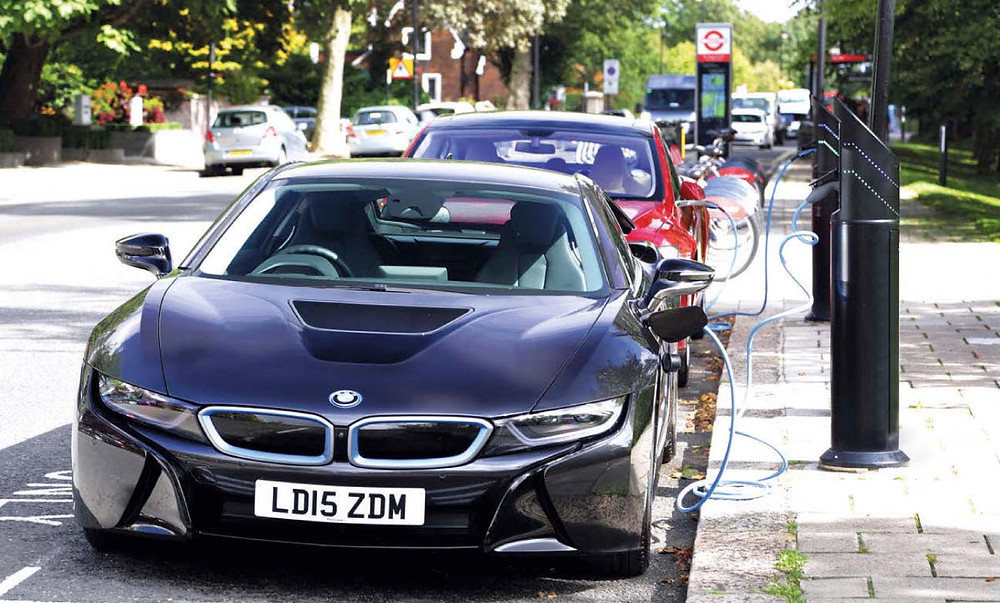 CHARGING AHEAD: An expert panel discusses the charging infrastructure innovations required to support the growing popularity of EVs