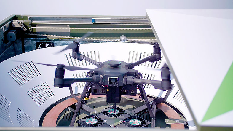 News Release: StoreDot Demonstrates World's First 5-Minute Charge of a Commercial Drone