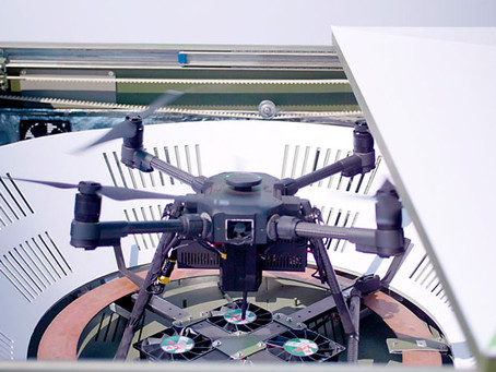 Drone Charging System