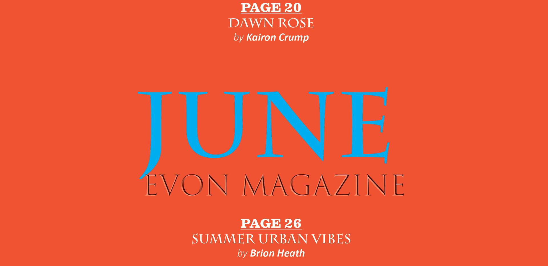Evon June Streetwear 2020