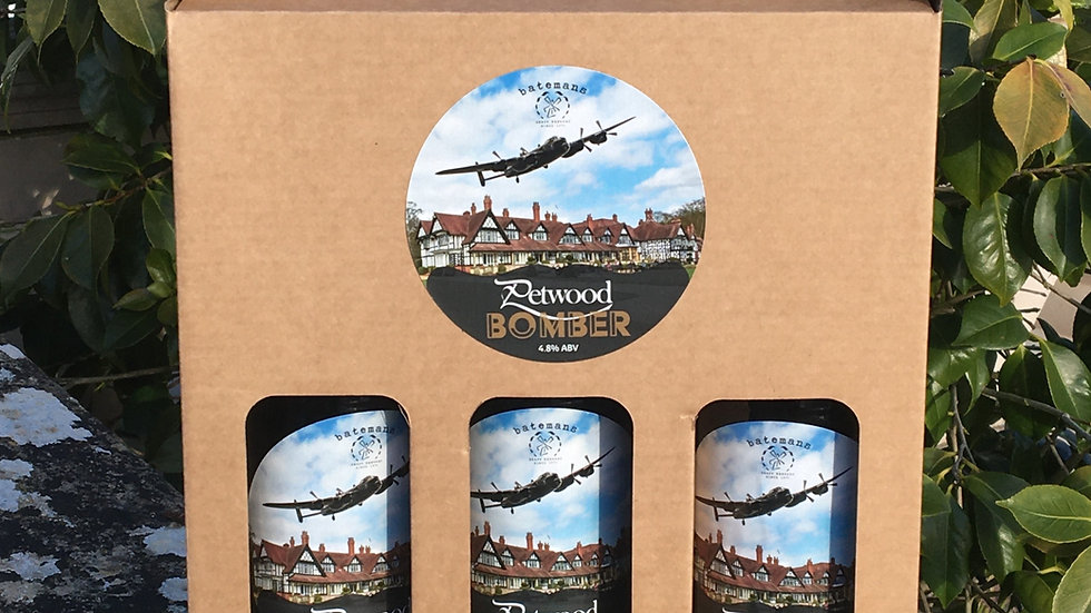 Petwood Bomber Beer Gift Pack
