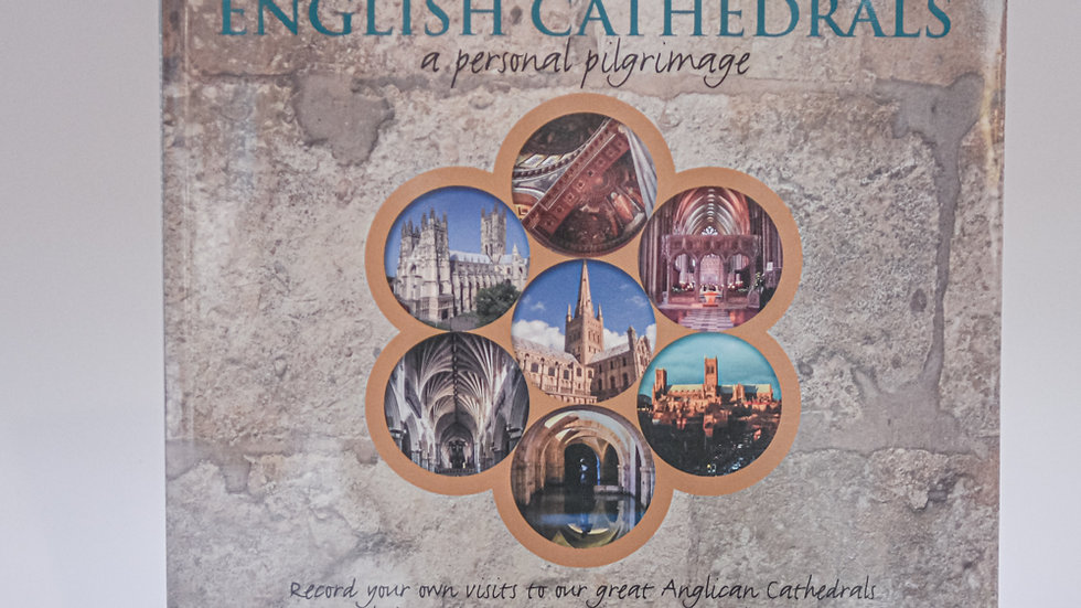 English Cathedrals Book