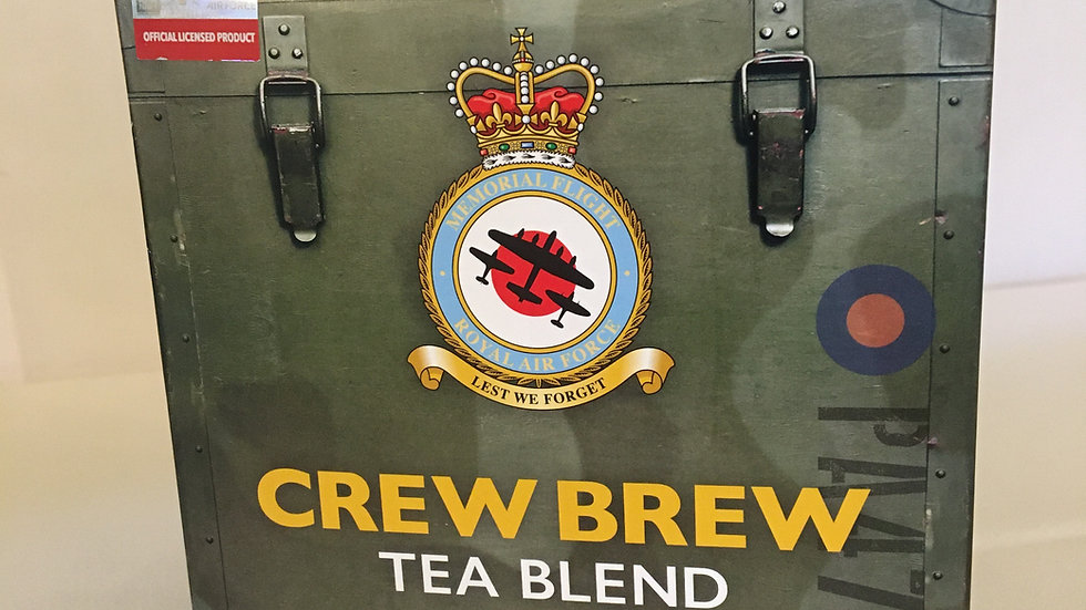 Crew Brew Tea (Box)
