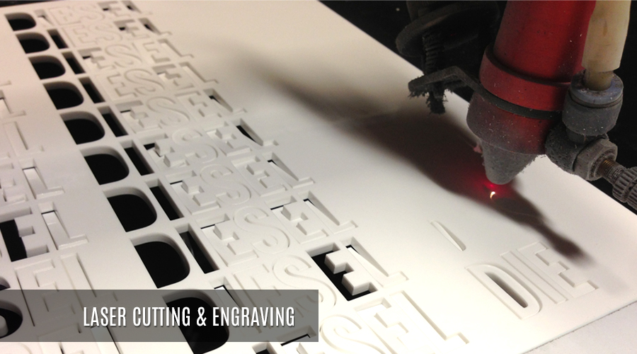 Laser Cutting & Engraving